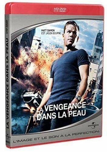 The Bourne Ultimatum (2007) - Matt Damon  HD DVD