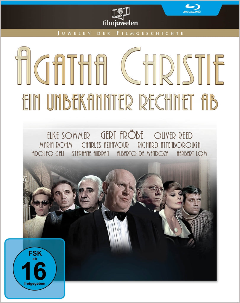 And Then There Were None / Ten Little Indians (1974) - Orson Welles  Blu-ray