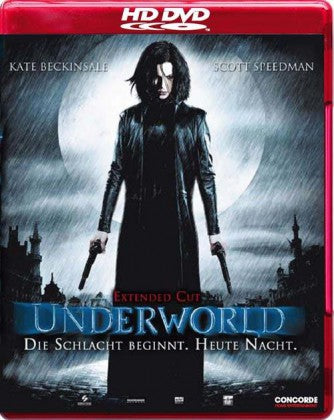 Underworld : Extended Cut (2003) - Kate Beckinsale  HD DVD