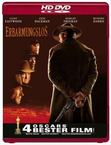 Unforgiven (1992) - Clint Eastwood  HD DVD