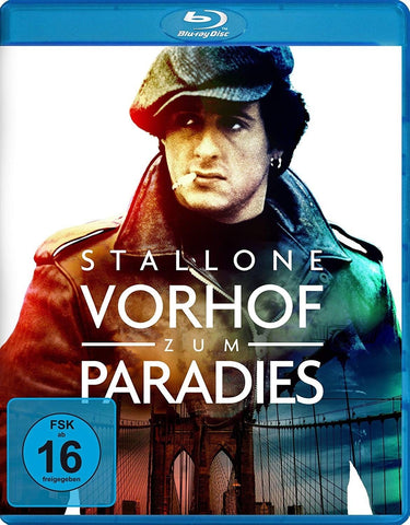 Paradise Alley (1978) - Sylvester Stallone  Blu-ray
