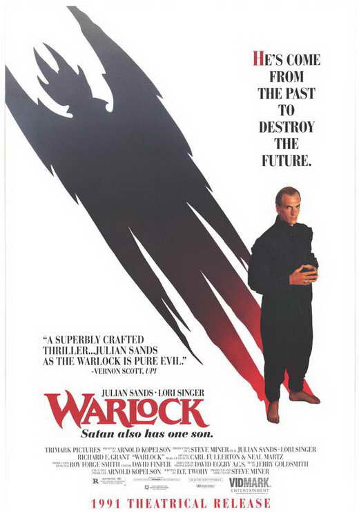 Warlock (1991) - Julian Sands  DVD