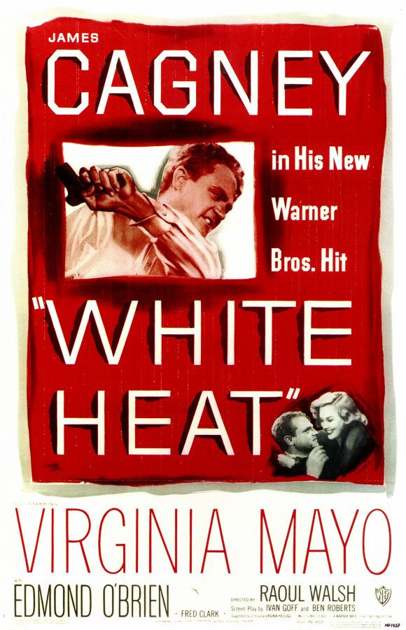 White Heat (1949) - James Cagney  DVD