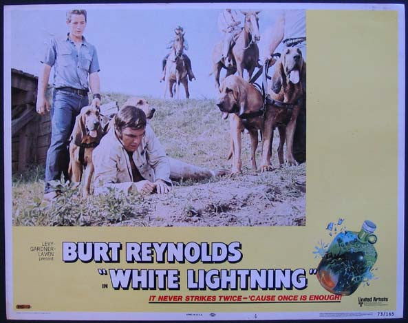 White Lightning (1973) - Burt Reynolds  DVD