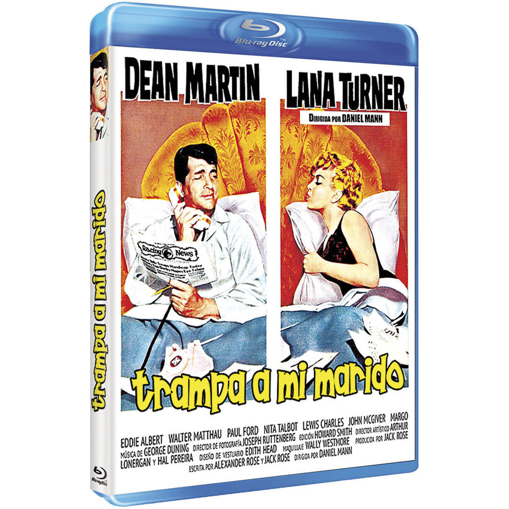 Who's Got The Action (1962) - Dean Martin Blu-ray