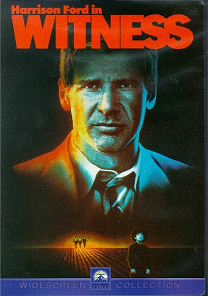 Witness (1985) - Harrison Ford  DVD