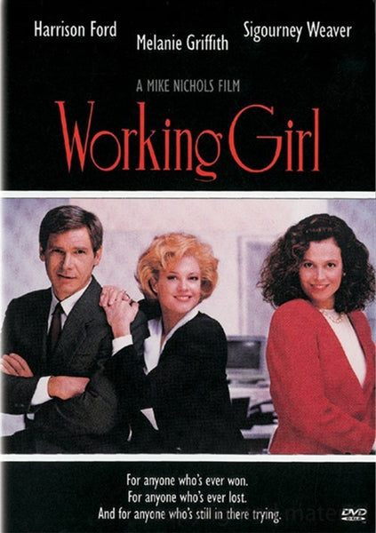 Working Girl (1988) - Harrisn Ford  DVD