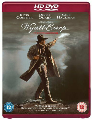 Wyatt Earp (1994) - Kevin Costner  HD DVD