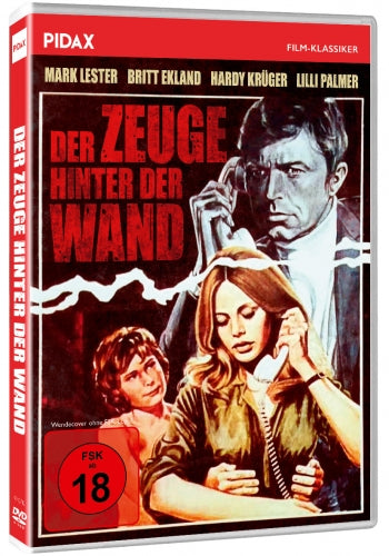 What The Peeper Saw (1972) - Mark Lester UNCUT  DVD