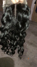 Indian Curly Closure