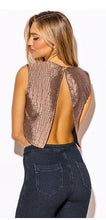 Backless Crop Top