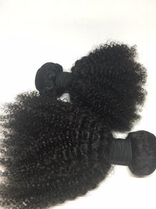 Brazilian Kinky Hair 10 Inches