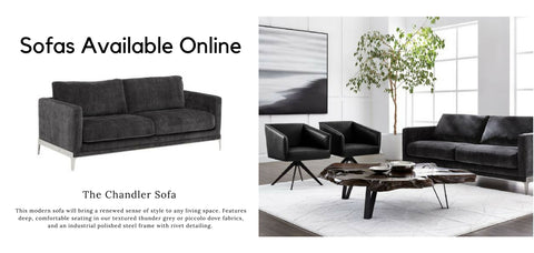 Sofas Available Online
