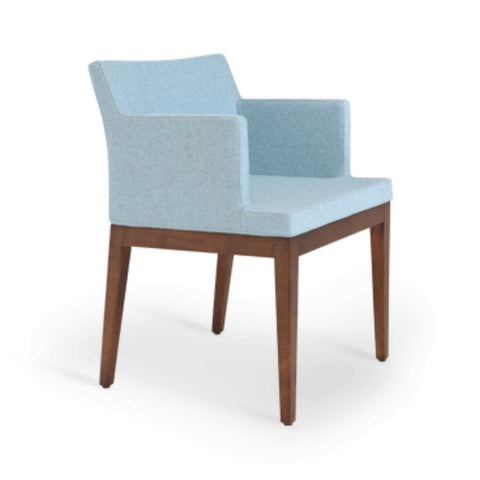 Soho Wood Armchair