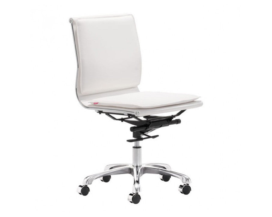 LIDER PLUS ARMLESS OFFICE CHAIR