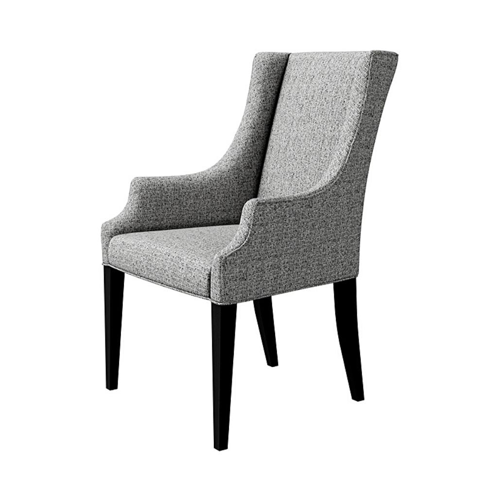 11104 Charlotte Dining Arm Chair