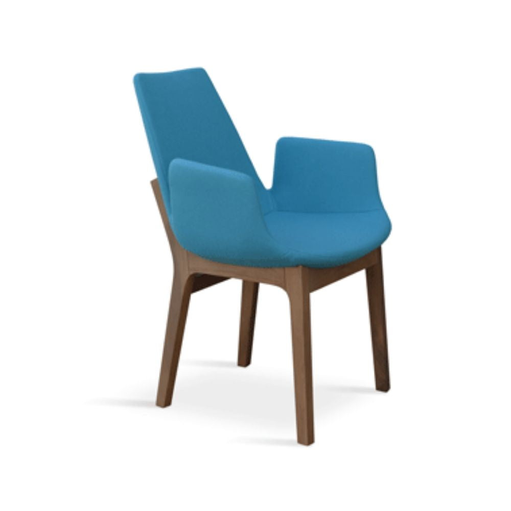 Eiffel Wood Armchair