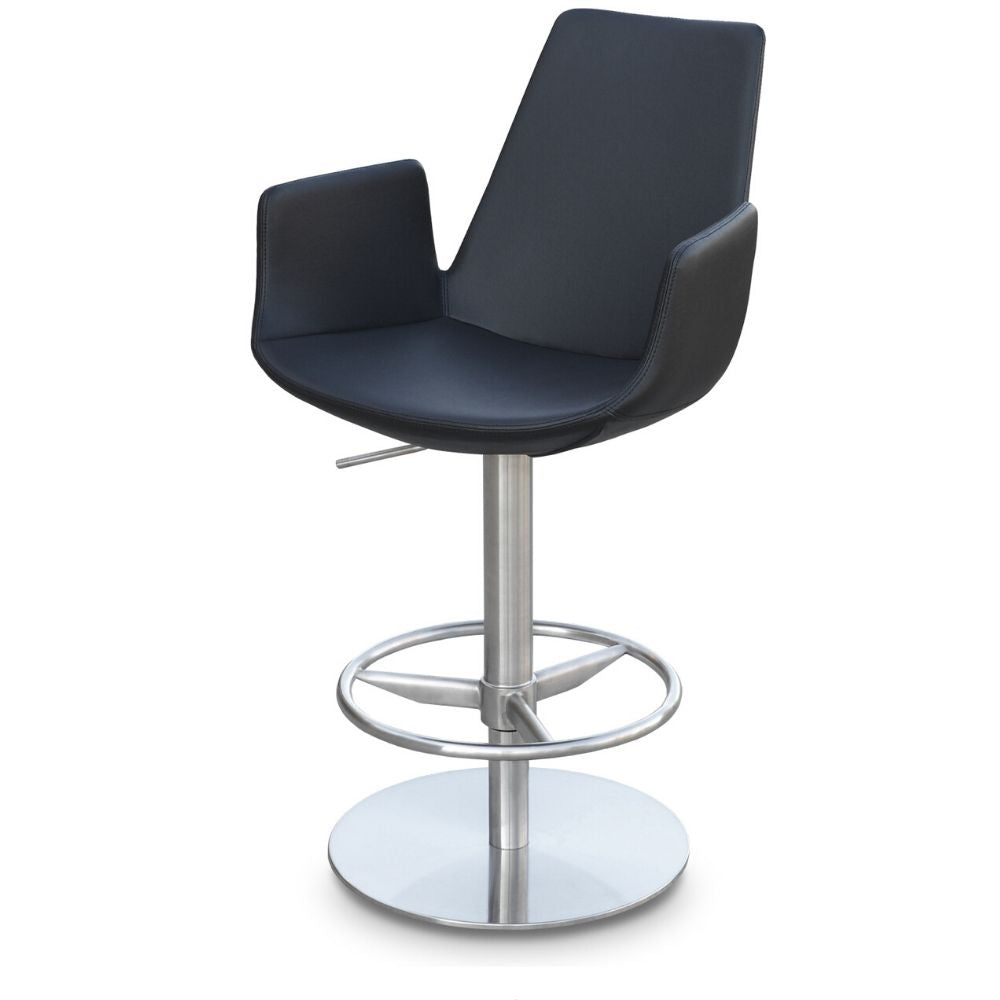 Eiffel Piston Arm Stool
