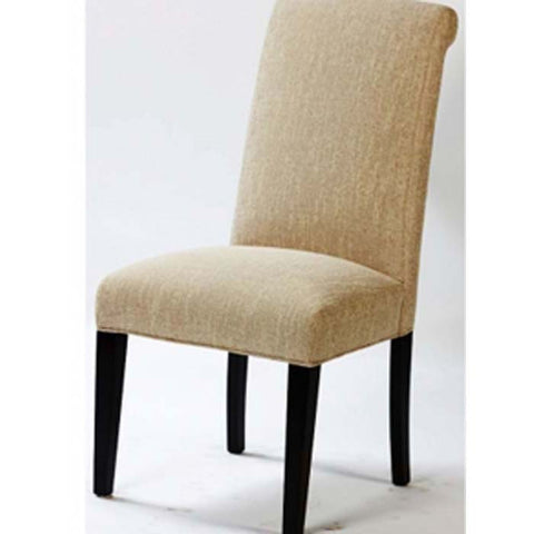 NORA ROLL BACK PARSONS CHAIR
