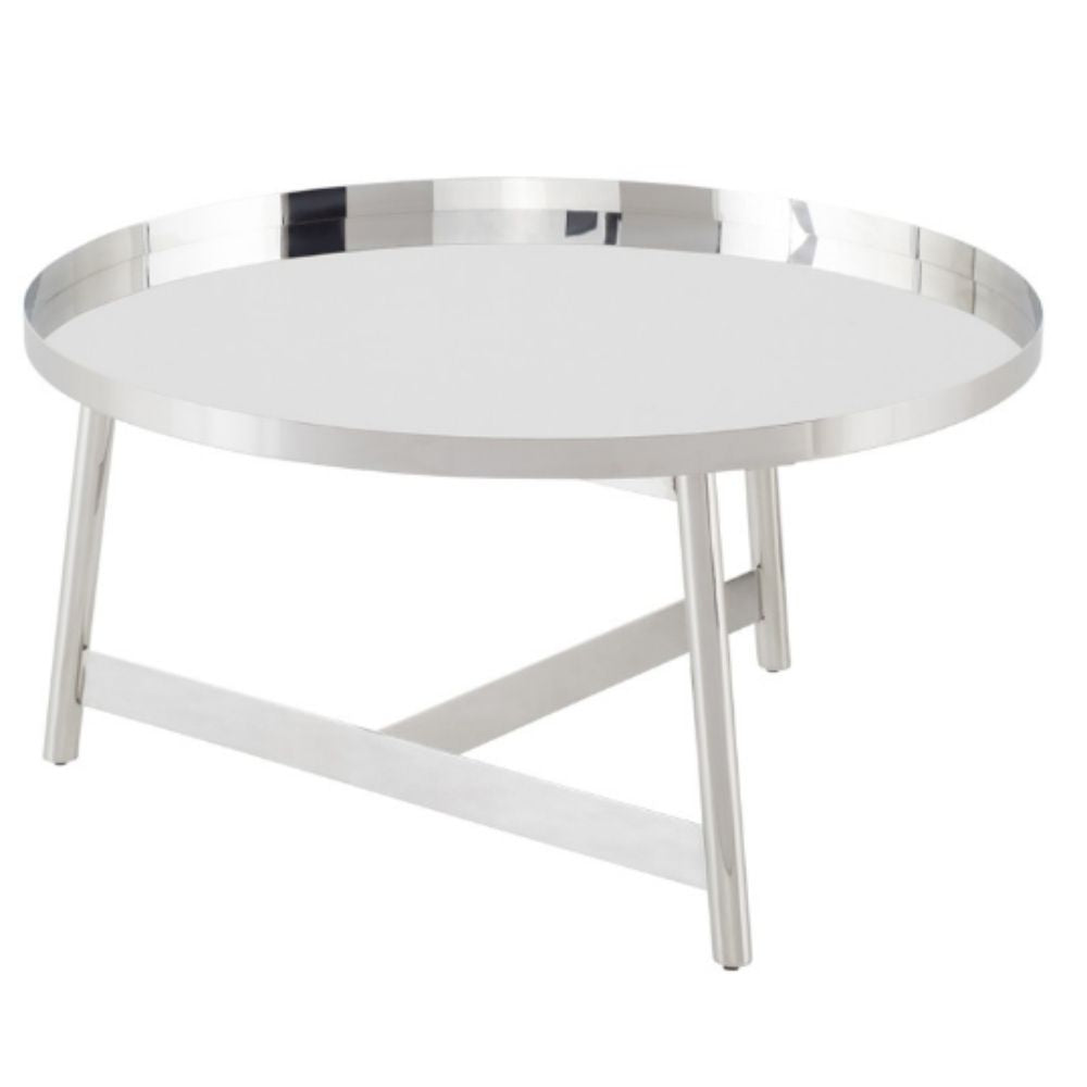 Landon Coffee Table   Graceful Precision Of Form
