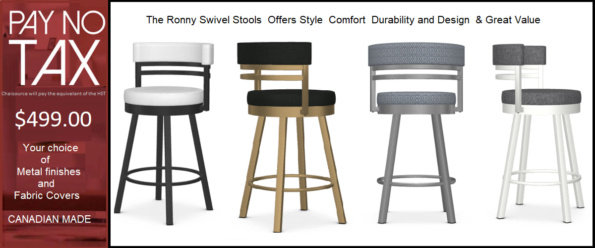 Alister Chair and Stool