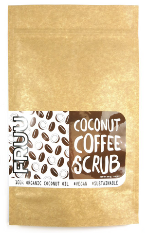FRUU Coffee scrubs