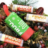 FRUU Christmas lip balm trio set