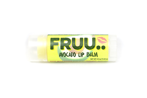 Fruitilicious lip balm