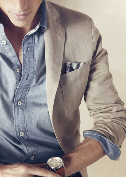 Chambray or Denim - What?