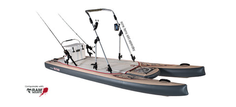 iSTALKER Fishing Platform