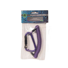Jack Pine Security Locking Cable