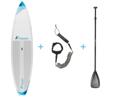 Odyssey SUP Tour Package - Blue