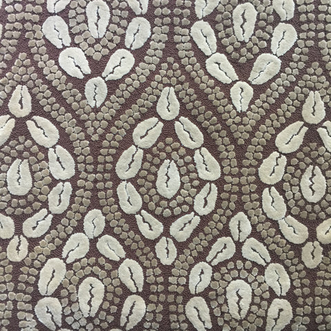 Cowrie 2'x2' Sample