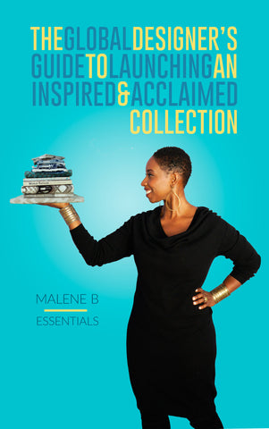 E-Guide To Launching An Inspired & Acclaimed Collection