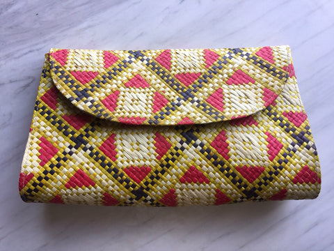 Large Clutch-gold diamond