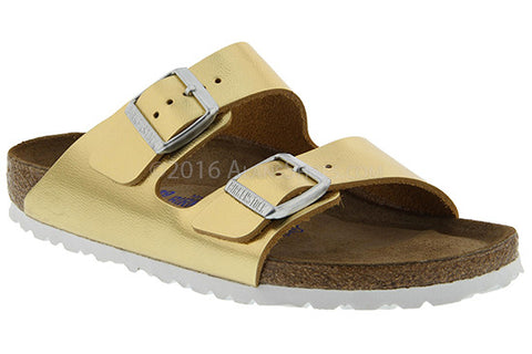 ARIZONA SOFT FOOTBED GOLD LIMITED EDITION