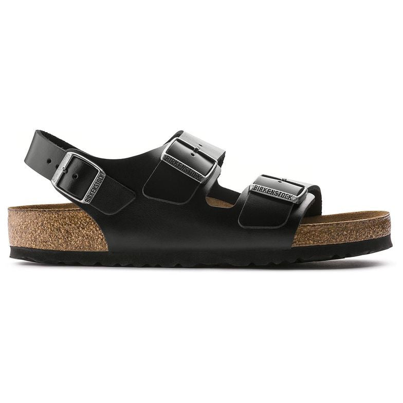 Birkenstock Milano Soft Footbed Leather
