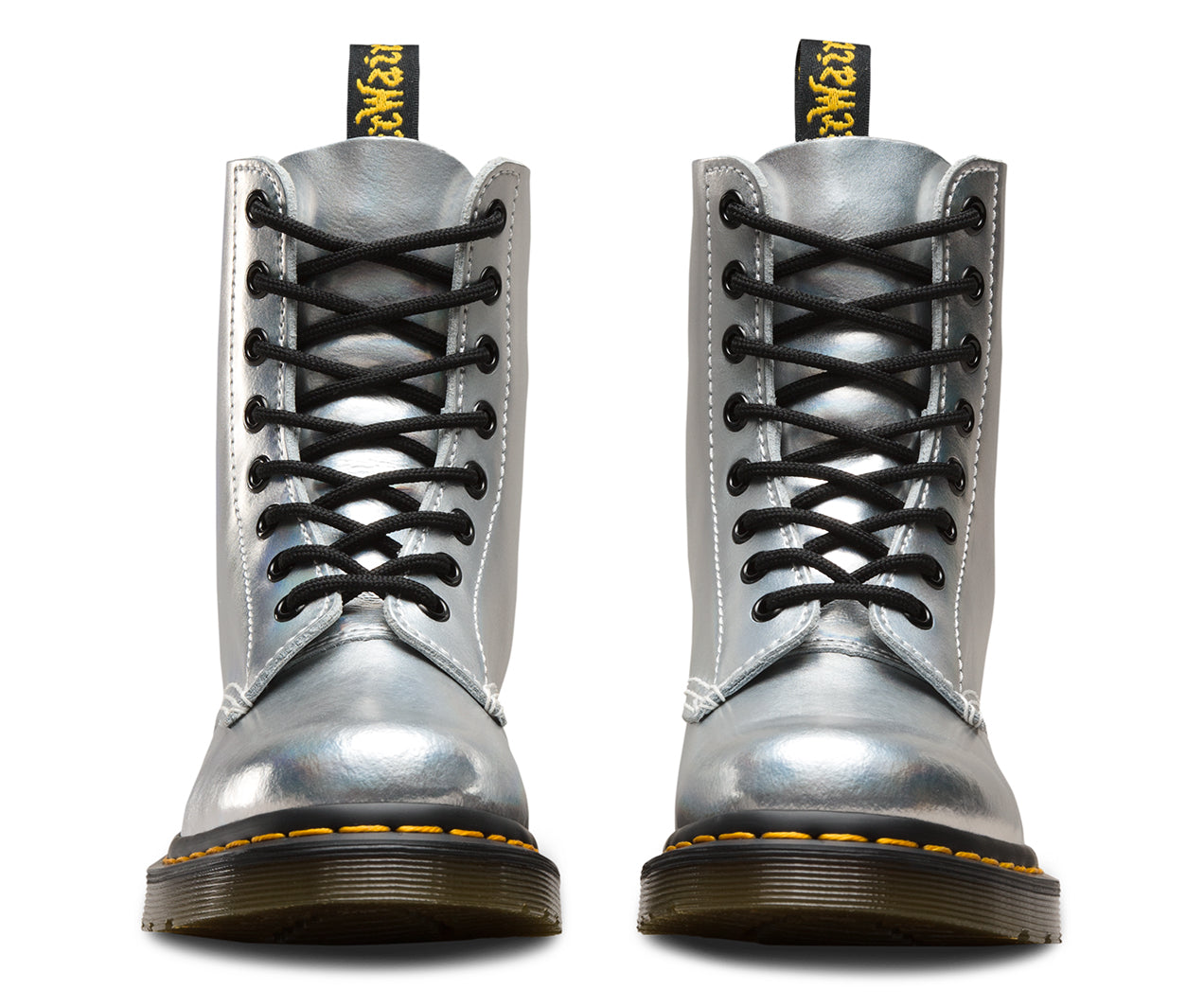 DR. MARTENS ICED METALLIC 1460 PASCAL