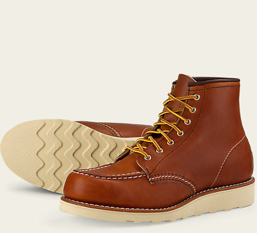 RED WING WOMEN'S CLASSIC MOC