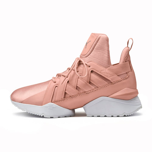 PUMA MUSE ECHO SATIN WOMEN'S SNEAKERS