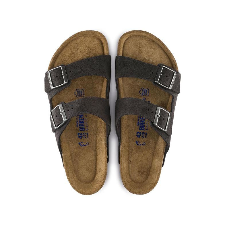 Birkenstock Arizona Soft Footbed Suede