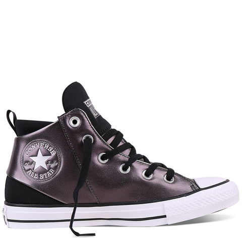 CT AS METALLIC SLOAN & ABBET MID BLK/BLK/WHT
