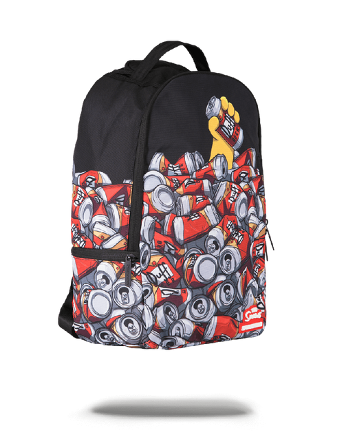 THE SIMPSONS - DUFF BEER BACKPACK