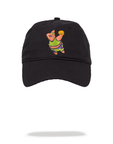 PATRICK JUMP MAN DAD HAT