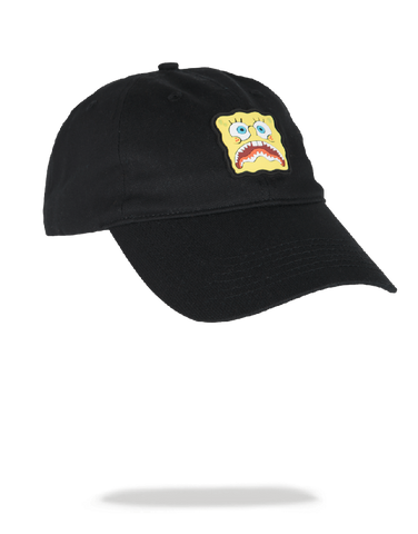 SPONGEBOB SHARK MOUTH DAD HAT