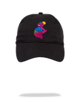 BARNEY JUMP MAN DAD HAT