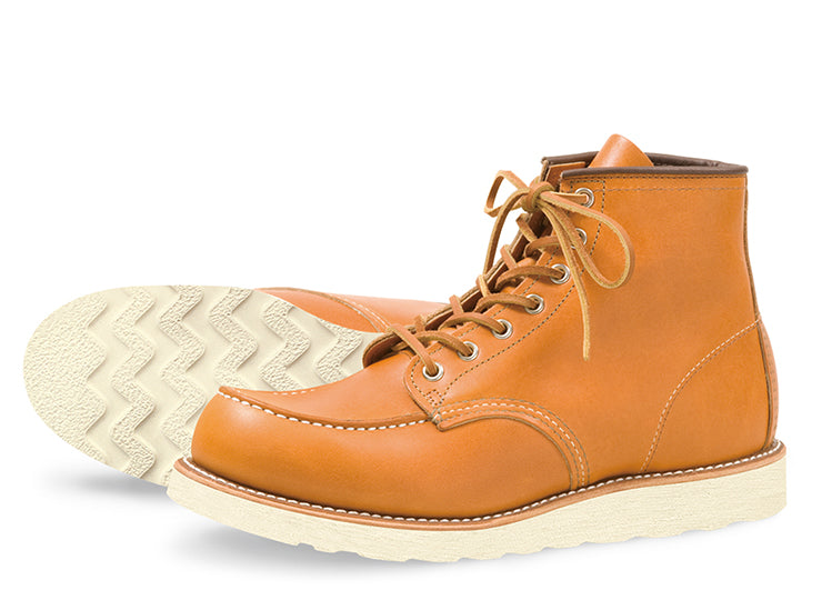 "RED WING 6"" CLASSIC MOC // Limited Edition"