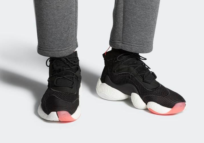 "ADIDAS CRAZY BYW ""CORE BLACK"""