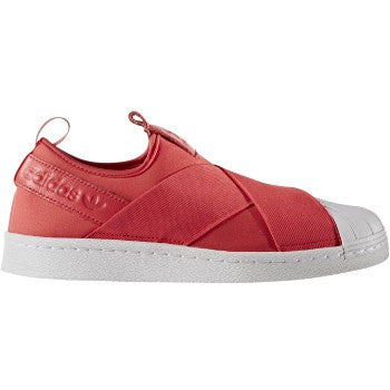 W SUPERSTAR SLIP ON CORPNK/CORPNK/WHT