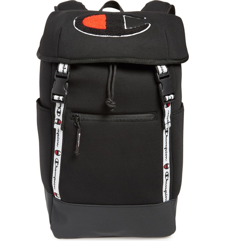CHAMPION PRIME BACKPACK - BLACK